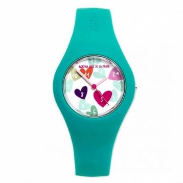 Reloj Agatha Ruiz de la Prada Niña Verde AGR224