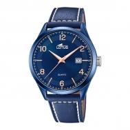 Reloj Lotus Caballero Azul 18635/1