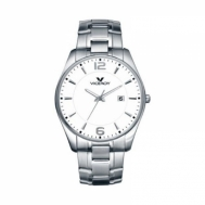 Reloj Viceroy Caballero Acero Esfera Blanca 40333-05