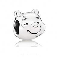 Charm Pandora Plata Retrato Winnie-The-Pooh 791566