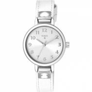 Reloj Tous Niña Dream de Acero Con Correa de Piel Blanca 900350195