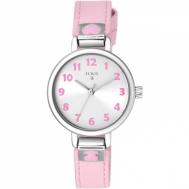 Reloj Tous Niña Dream de Acero Con Correa de Piel Rosa 900350205