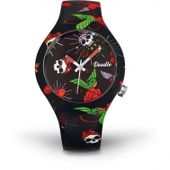 Reloj Unisex Tattoo Doodle DOTA005