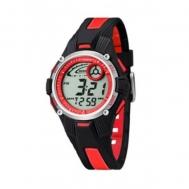 Reloj Calypso Niño Digital Negro Rojo K5558/5