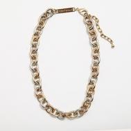 Collar Metal Chapado Tricolor Pertegaz PER2434